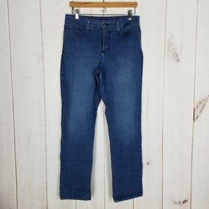 NYDJ Not Your Daughters Jeans Skinny Jean's - 12